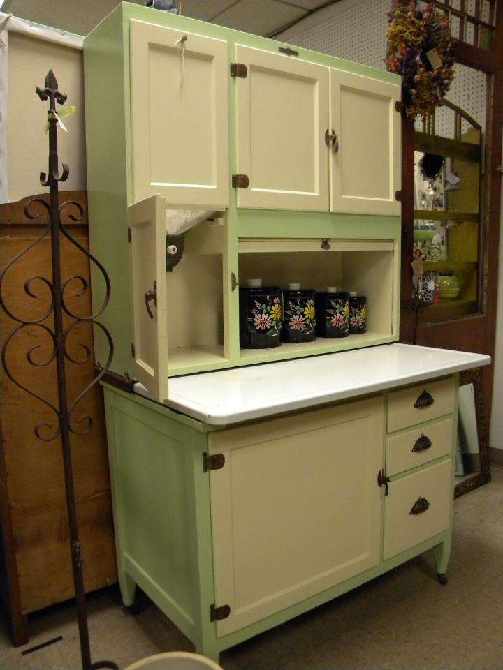 Hoosier On Pinterest Hoosier Cabinet Cabinets And Kitchen Cabinets