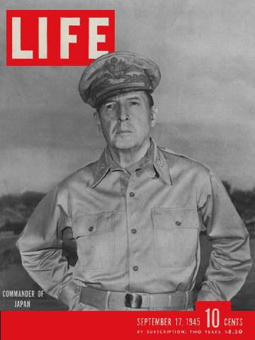 Life Magazine 1945
