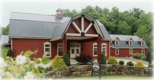 The Barn Inn Bed And Breakfast In Millersburg Ohio