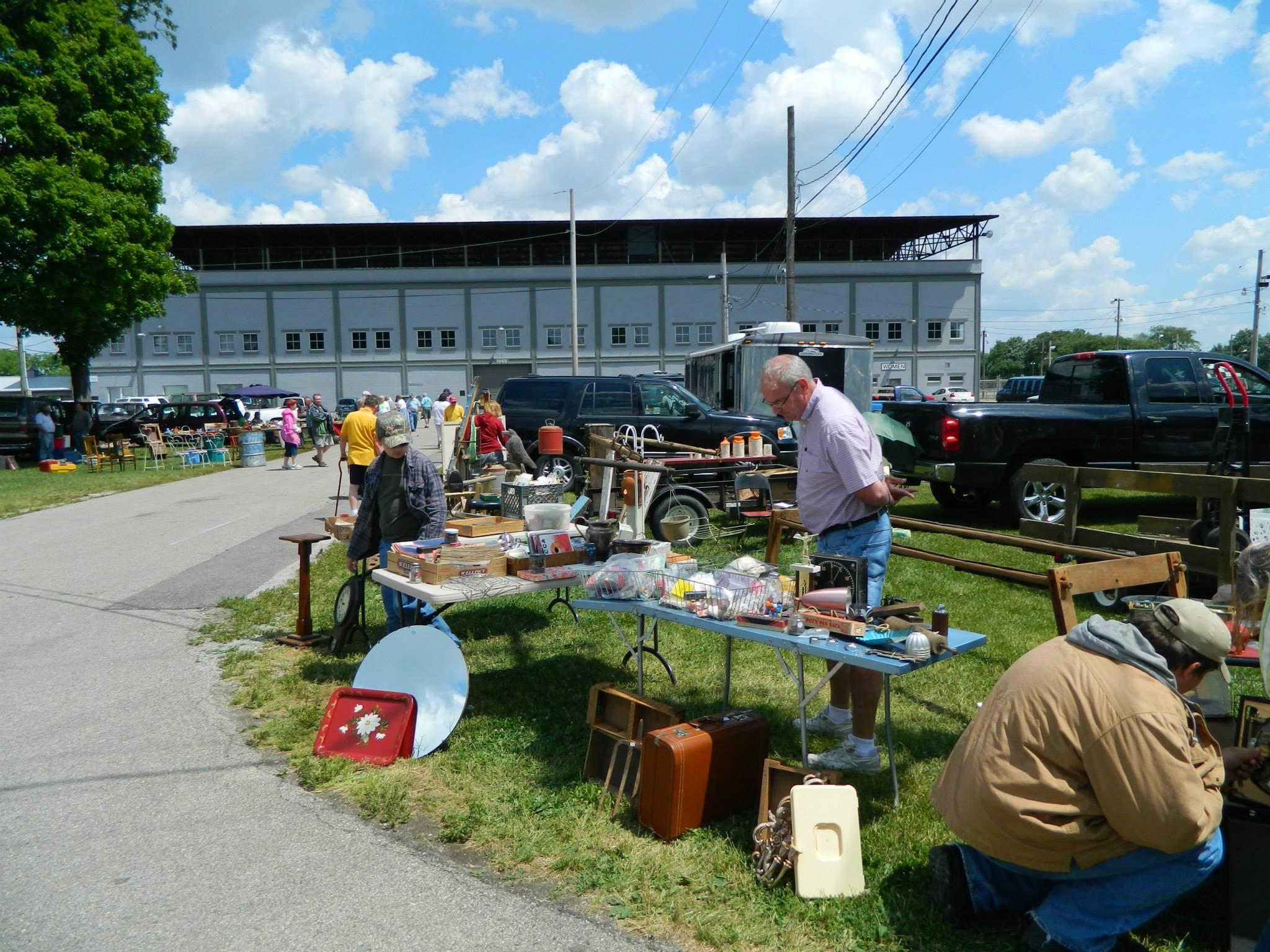 Urbana Antique Show & Flea Market in Urbana, Ohio